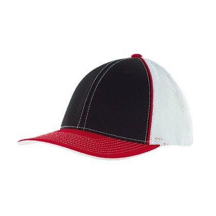 Pacific Headwear: Trucker Mesh Contrast Cap