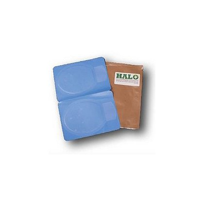 North American Rescue: Halo Chest Seal Ultra Sticky Hydo-Gel Occlusive Dressing