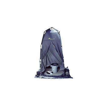 American Innotek Brief Relief Grey Privacy Tent