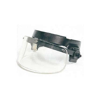 Protech Ballistic Face Shields for Tactical Helmets, includes Headband Mounting System