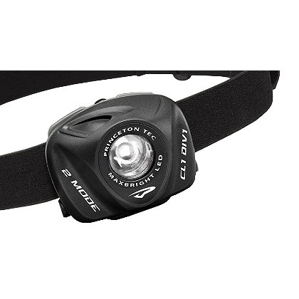 Princeton Tec EOS II, Class 1 – Div 1 Intrinsically Safe, LED Headlamp, 105 Lumens