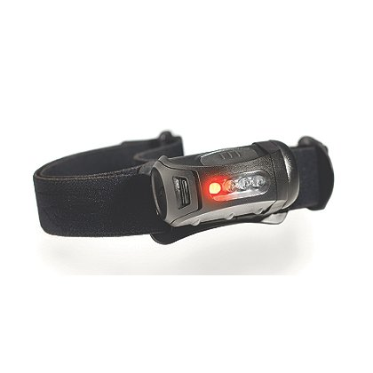 Princeton Tec: Fred Tactical MPLS (Modular Personal Lighting System), 45 Lumens, 3 AAA Batteries