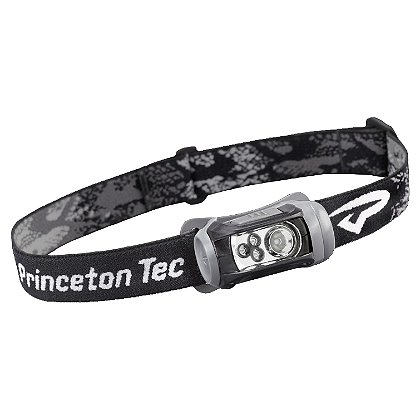 Princeton Tec Remix IND, All Purpose, Hybrid LED Headlamp, 70 Lumens, Black