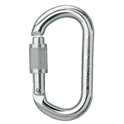 Petzl M33 TL Aluminum Carabiner, OK Triact-Lock