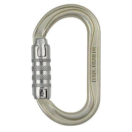 Petzl: OXAN Oval Steel Carabiner, NFPA