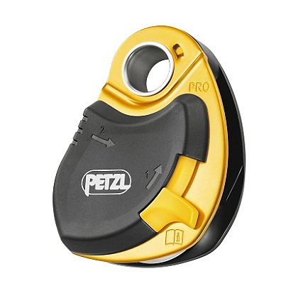 Petzl PRO High-Efficiency Loss-Proof Pulley