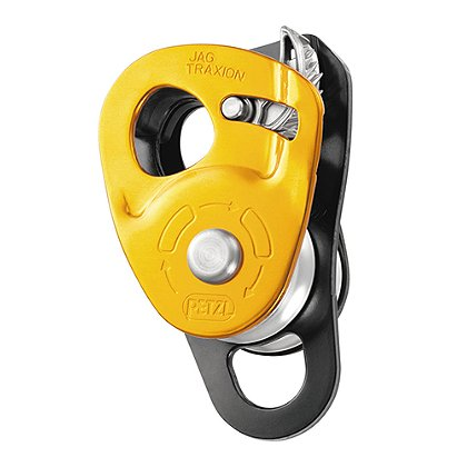 Petzl: JAG TRAXION Double Progress Capture Pulley
