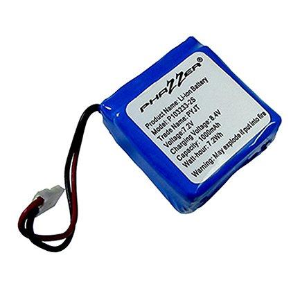 PhaZZer: 7.2V Lithium-Ion Battery for Enforcer®