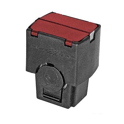 PhaZZer: 30' Pepper Ball Cartridge with Red Blast Doors