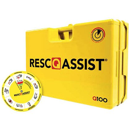 Quantum EMS: Resc-Q-Assist First-Aid Kit