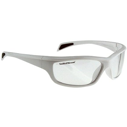 Radians: Smith & Wesson Eyewear Gloss White Frame