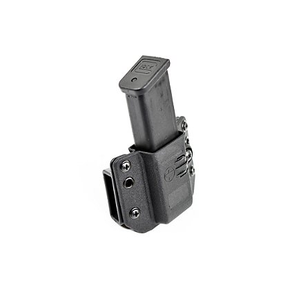 Raven Concealment Copia Single Pistol Mag Carrier, Double Stack 9/40