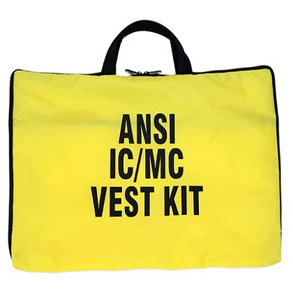R&B ANSI IC/MC Bag for Vest Kit