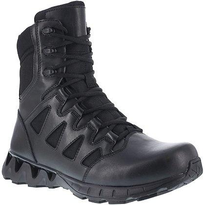 """Reebok ZigKick Tactical 8"""" Side-Zip Women's Boots"""
