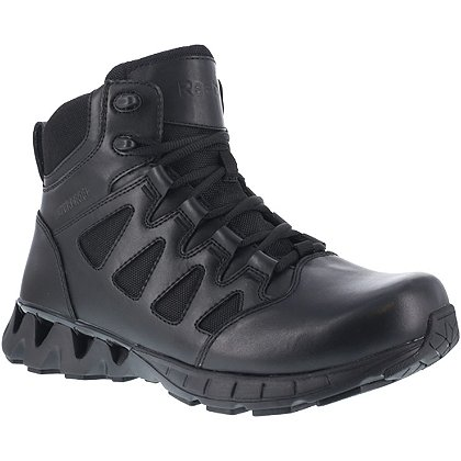 "Reebok ZigKick Tactical 6"" Side-Zip Men's Boots"