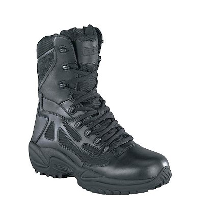 Reebok Rapid Response Side Zip Boot, Men's