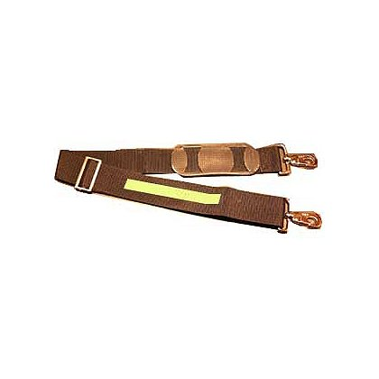 Fire Hooks Unlimited Reflective Shoulder Strap