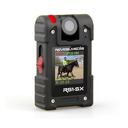 Reveal: RS1-SX Body Worn Camera