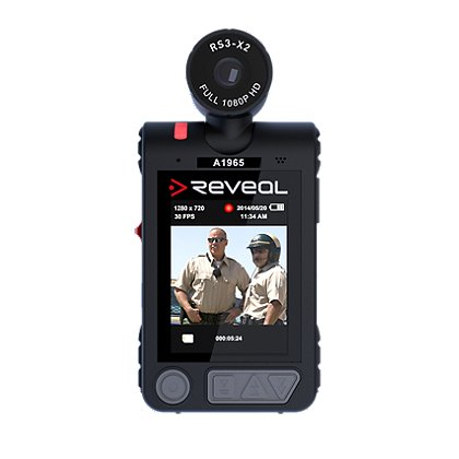 Reveal: RS3-SX Body Worn Camera