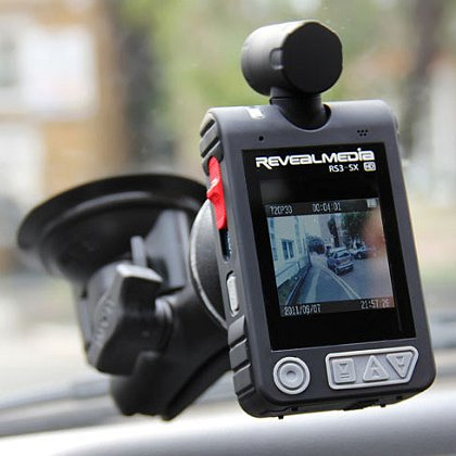 Reveal Car Mount for the Reveal Body Camera