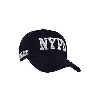 Rothco Supreme Embroidered Low Profile Officially Licensed NYPD Cap
