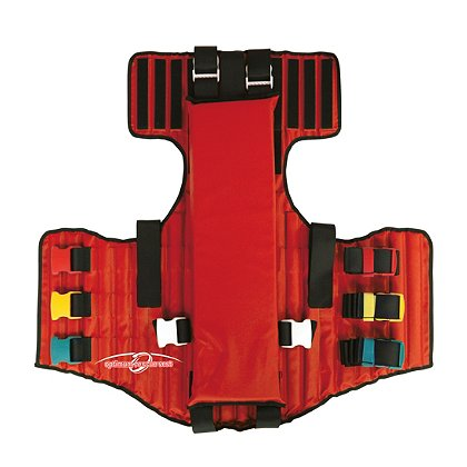 Emergency Products & Research Optimum Rescue Vest ORV, Extrication Rescue-Vest Entire System
