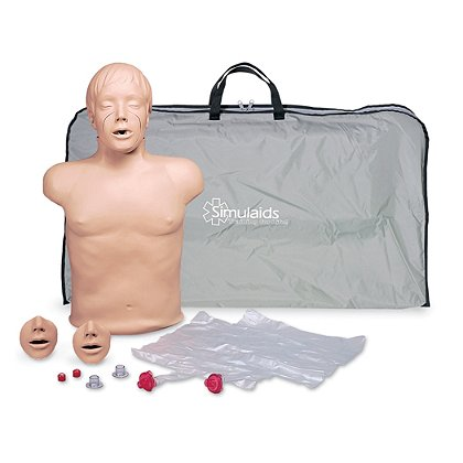 Simulaids: CPR Brad Manikins