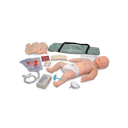 Simulaids 350 STAT Baby Patient Simulator