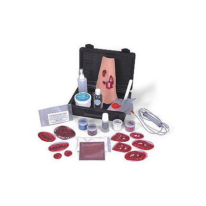 Simulaids 815 Basic Casualty Simulation Kit