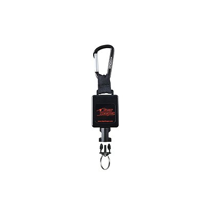 Gear Keeper Retractor for Streamlight Fire Vulcan LED with Carabiner Mount