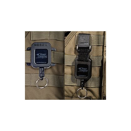 Gear Keeper Combo MOLLE Mount Retractable Keeper