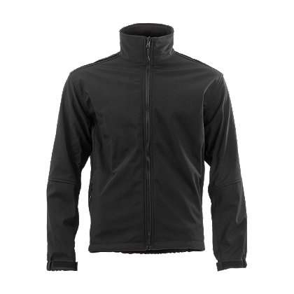 Spiewak Performance Softshell Jacket w/ Side-Vent Zippers
