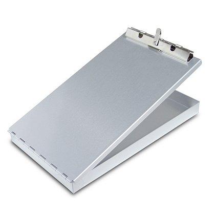 Saunders:  Aluminum Redi-Rite Memo Size 6 x 9.5