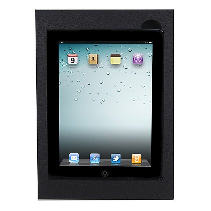 Saunders Foam Nest for iPad 2/3 for Letter Size Redi-Rite & Cruiser-Mate