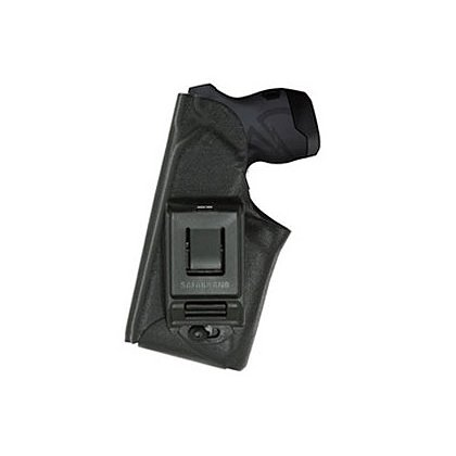 Safariland: Model 5122 Open Top Holster for TASER X2, Adjustable Snap-on Belt Clip