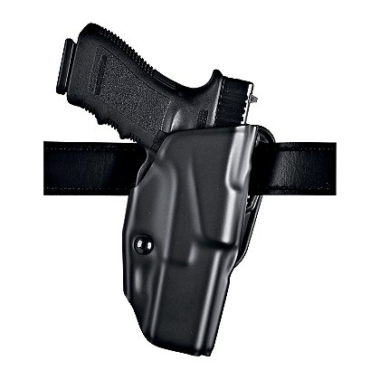 Safariland 6377 ALS Belt Holster - STX Tactical Black with ALS Guard