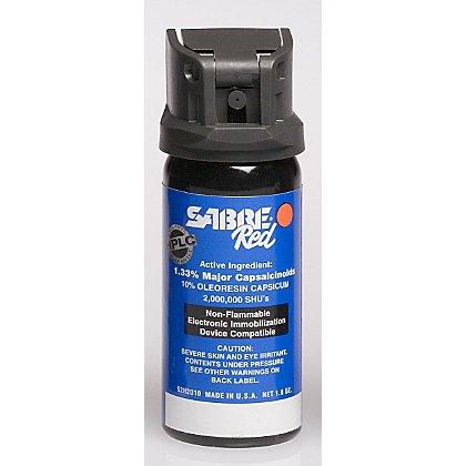 Sabre Red: Sabre Red Level III, H2O Aerosol Irritant Projectors, Foam