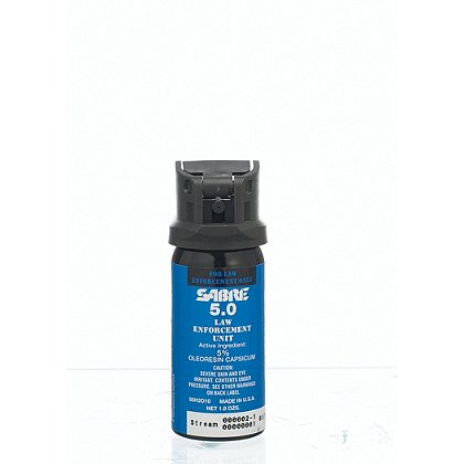 Sabre: Sabre 5.0 Level II, H2O Aerosol Irritant Projectors, Stream or Foam