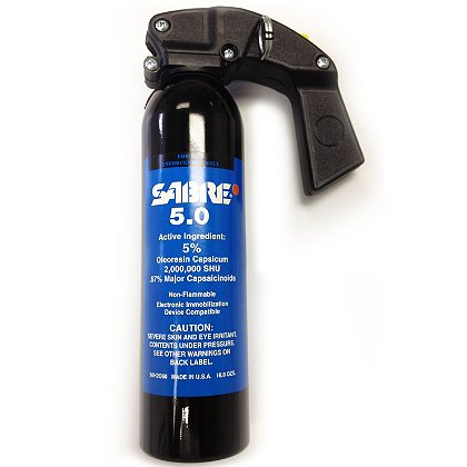 Sabre MK-9 SABRE 5.0, Level II Formula, Stream, Foam, Fog