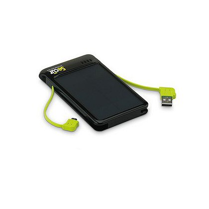 Secur Products: Sun Power Bank 4000 Charger