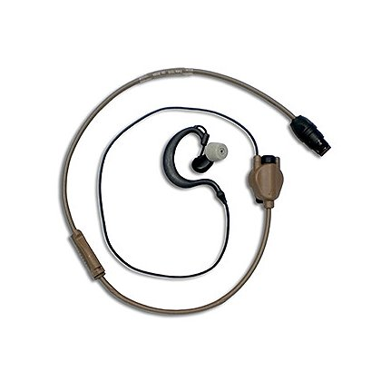 Silynx: Clarus Single-Sided In-Ear Headset (Left ear)