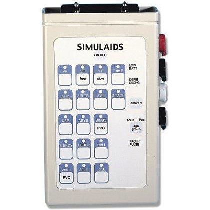 Simulaids: Interactive ECG Simulator
