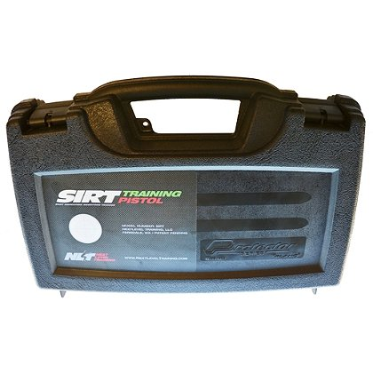 Next Level: SIRT Hard Plastic Case and Foam Lining
