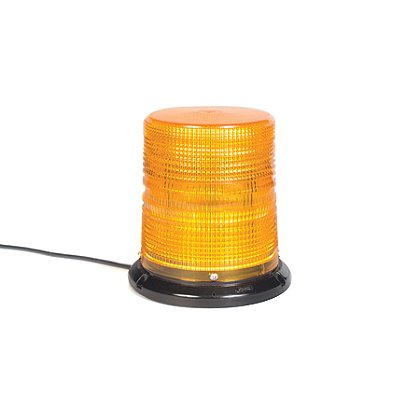 SoundOff Signal: 4500 Series LED Beacon Class 2, Low or High Permanent Mount