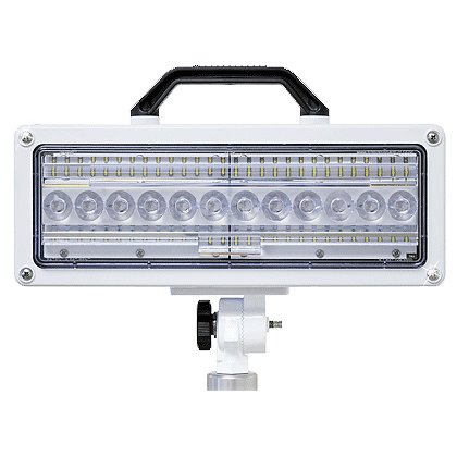 Fire Research Corp SPECTRA LED Portable Scene Lighting Lamphead, 20,000 Lumens