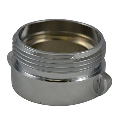 South Park Corporation:  2.5 NST F X 2.5 NST M, Chrome Plated