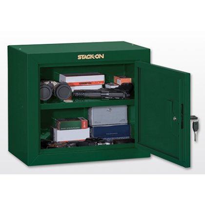 Stack-On: Security Plus Lockable Pistol/Ammo Steel Cabinet