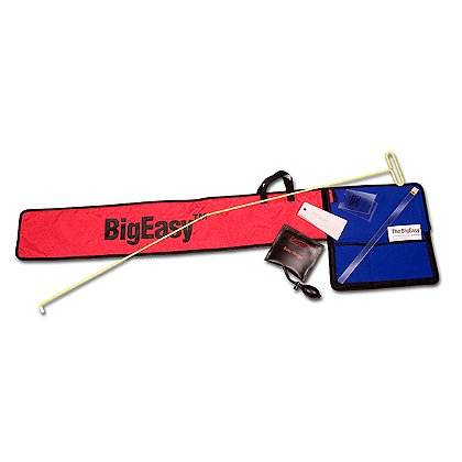 Steck BigEasy Glo with Easy Wedge Kit and Carrying Case