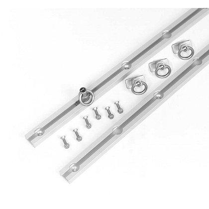 Hi-Lift Jack Company: Slide-N-Lock Tie Down System