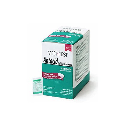 Medique: Antacid Calcium Carbonate 420mg